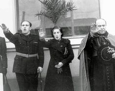 Spain - 1939. - GC - Pilar Primo de Rivera, secretaria general de la Sección…