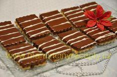 Ořechové kartičky – Maminčiny recepty Tiramisu, Waffles, Breakfast, Sweet, Ethnic Recipes, Food, Morning Coffee, Candy, Essen