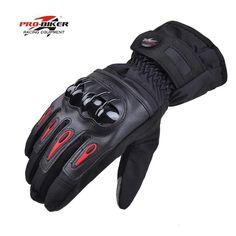 Pro-biker motorcycle gloves waterproof motorbike Guante racing moto pro guantes de moto invierno gloves winter luvas motorcycl