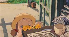 Aesthetic Studio Ghibli Gif