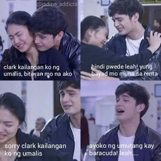 ikaw talaga barakuda... on the wings of love ~~ abscbn and dreamscape production with nadine lustre and james reid... directed by jojo saguin and tonette jadaone