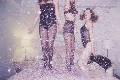Glitter bomb photography by Ruth Swanson | Photography | Lifelounge