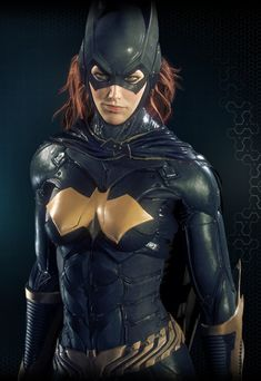 Batgirl | Arkham Knight