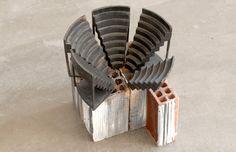 Kostis Velonis, Life without Tragedy, 2009, ceramics, wood, acrylic. Museo Tamayo - El teatro del mundo