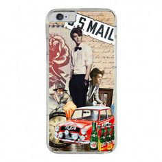 Kpop Sehun Exo  Hard Case Cover for iPhone by KPOPinHANDMADE