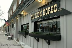 Restaurant Review, The Iron Horse, Westwood, NJ • Foodidude.com