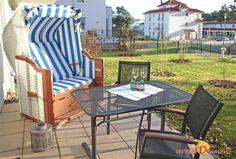 Ostern 2016 // Rügen - Rügen Baabe Ferienwohnung Kranich A 1.32 Ref. 128688 im Haus Meeresblick