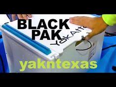 ▶ yakntexas~ BlackPak by YakAttack review, how to kayak fishing - YouTube Kayak Crate, Kayak Fishing Gear, Milk Crates, Kayaking, Learning, Youtube, Bags, Ideas, Handbags