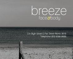 Uspa skincare and treatments performed at Breeze Face & Body. Altona, VIC Australia