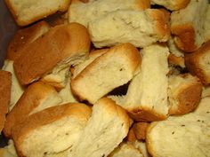 Aniseed Rusks | Fired Up Cooking SA