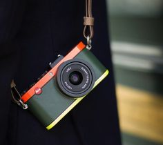 Leica X2 Special Edition Paul Smith / The compact Leica X2 Digital Point and Shoot Camera – Paul Smith Edition makes each moment something truly special – and captures them in brilliant picture quality. http://thegadgetflow.com/portfolio/leica-x2-special-edition-paul-smith-3990/