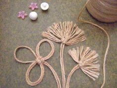 tassel knots