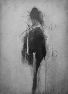 dymphna by: Harry Ally Black And White Painting, Black And White Abstract, Black Dark, Life Drawing, Figure Drawing, Artsy Photos, Dark Art, Sculpture, Collage Art