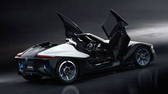 Nissan's new BladeGlider EV - Popular Mechanics
