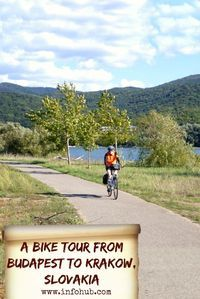 Take an exciting cycling journey from the banks of the Danube through the back bone of the Austro-Hungarian Empire to the Royal City of Krakow!
