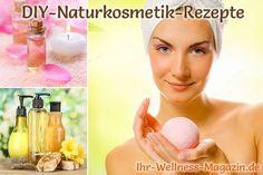 Naturkosmetik selber machen: Entdecken Sie über 400 Rezepte für Naturkosmetik für DIY-Kosmetik, zum Parfum selber machen und kreieren, Duschgel, Haarkuren und Lippenbalsam selber machen ...