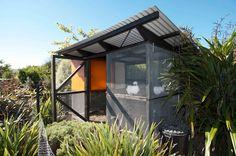 New Zealand Chicken Coop - Garden Coop Plans ::: Coop Thoughts Blog