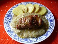Czech Recipes, Snack Recipes, Snacks, Ham, Pork, Rice, Beef, Chicken, Dinner