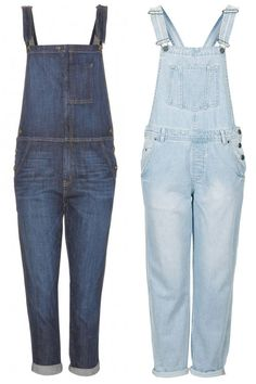 No,no,no.!!! Don't like Overalls are back and chicer than ever.