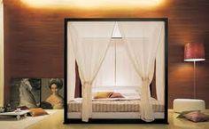 Modern Canopy Bed Decor-87