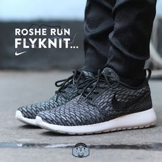 #nike #rosherun #nikerosherun #rosheone #rosherunflyknit #flyknit #sneakerbaas #baasbovenbaas  Nike Roshe Run Flyknit - Now available - Priced at 129.99 Euro  For more info about your order please send an e-mail to webshop #sneakerbaas.com!