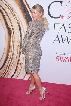 Julianne Hough CFDA Awards 2016