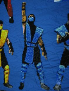 Sub-Zero Wins Mortal Kombat II by Buck-Chow-Simmons