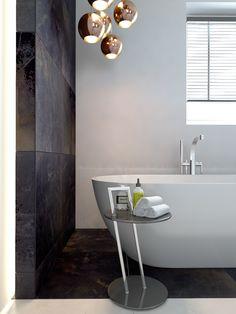 """Przejrzyj mój projekt w @Behance: """"Bathroom design in Cracow, Poland""""…"""