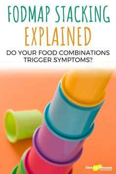 Have you been on a strict low FODMAP diet yet experienced minimal improvement in symptoms? This is not an uncommon scenario, especially if your digestive system is super-sensitive. It's possible that FODMAP stacking is the culprit. This article runs through what FODMAP stacking is and how to ensure your meals don't combine too many FODMAPs at once. #dietitian #nutritionist #health Science Education, Nutrition Education, Nutrition Tips, Fodmap Diet, Low Fodmap, Common Medications, Health Routine, Thyroid Diet