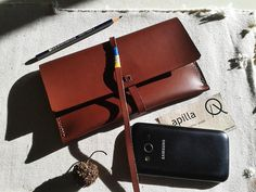 Items similar to Wallet Clutch Bag - Leather Womans Wallet Purse, Travel Wallet Phone Case , Compact Bag Phone Case, Leather Pouch Unisex, Wayfarer Purse on Etsy