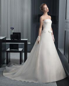 Rena vestido de novia two Rosa Clara