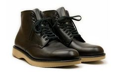 Blackbird x Alden Foss Tugger Boot
