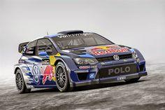 autothrill: Cambia colore la Polo WRC