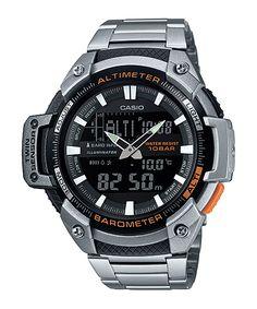 CASIO SIAM สยามคาสิโอ จำหน่าย นาฬิกาข้อมือ - SGW-450HD-1B