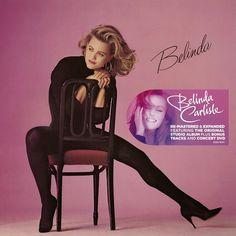 Belinda Carlisle - Belinda (Deluxe Edition) (File, Album) at Discogs Jane Wiedlin, Freda Payne, Belinda Carlisle, 2014 Music, Shot In The Dark, Cd Album, Music Download, You Youtube