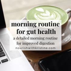 digestive health Focusing on gut health first thing in the morning gets my digestion going and sets me up for a happy gut! Here is my entire morning routine for gut health! Health Diet, Health And Wellness, Health Fitness, Foods For Gut Health, Health Care, Holistic Nutrition, Fitness Gear, Nutrition Education, Probiotics For Gut Health