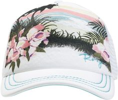 Designer Clothes, Shoes & Bags for Women Summer Wear, Summer Girls, Trucker Tattoo, Scarf Belt, Cool Style, My Style, Roxy, Hats For Women, New Fashion