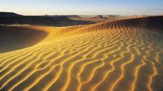 O deserto do Saara foi criado por seres humanos?