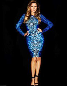 Khloe kardashian in kardashian kollection Khloe Kardashian, Kardashian Kollection, Kardashian Dresses, Estilo Kardashian, Kardashian Fashion, Elegant Woman, Lipsy Dresses, Women's Dresses, Nice Dresses
