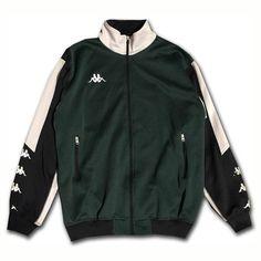 Vintage Kappa Jacket Soccer Italia Adidas Sportswear Size XL ($20) ❤ liked on Polyvore featuring adidas