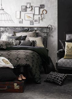 Comfy Bed Linens from Aura by Tracie Ellis
