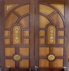 unique front door designs. The Creative Of Front Wooden Door Design House Kerala Style Designs Is One Pictures That Are Related To Pict Unique E