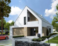 House Cladding, Modern Craftsman, Space Place, Tudor Style, Home Fashion, Architecture Details, House Plans, Sweet Home, New Homes