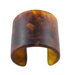 Sirocco Tortoise Shell Resin Cuff | The Family Jewels Family Jewels, Tortoise Shell, Color Blocking, Cuff Bracelets, Shells, Resin, Handmade, Jewellery, Google Search