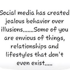 Dont believe everything you see or read on social media. People value themselves based on what other people are showing of their real lives. Lets be realistic everyone wants to feel good & look good which we all should but the reality people in this world Great Quotes, Quotes To Live By, Me Quotes, Funny Quotes, Inspirational Quotes, Humour Quotes, Door Quotes, Quotes Images, Badass Quotes
