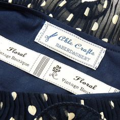 craft and hobby labels by able labels | notonthehighstreet.com