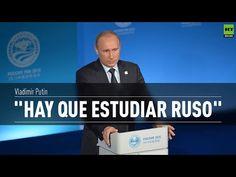 """Putin: """"Los BRICS son los futuros líderes del mundo. Estudien ruso"""""""