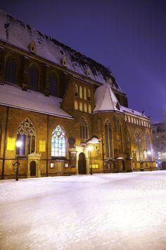 Wroclaw, 13th of Feb