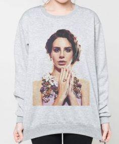 Lana Del Rey Sweatshirts Unisex size, Unisex Sweatshirts
