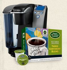 FREE Three Continent Blend K-cups Sample!